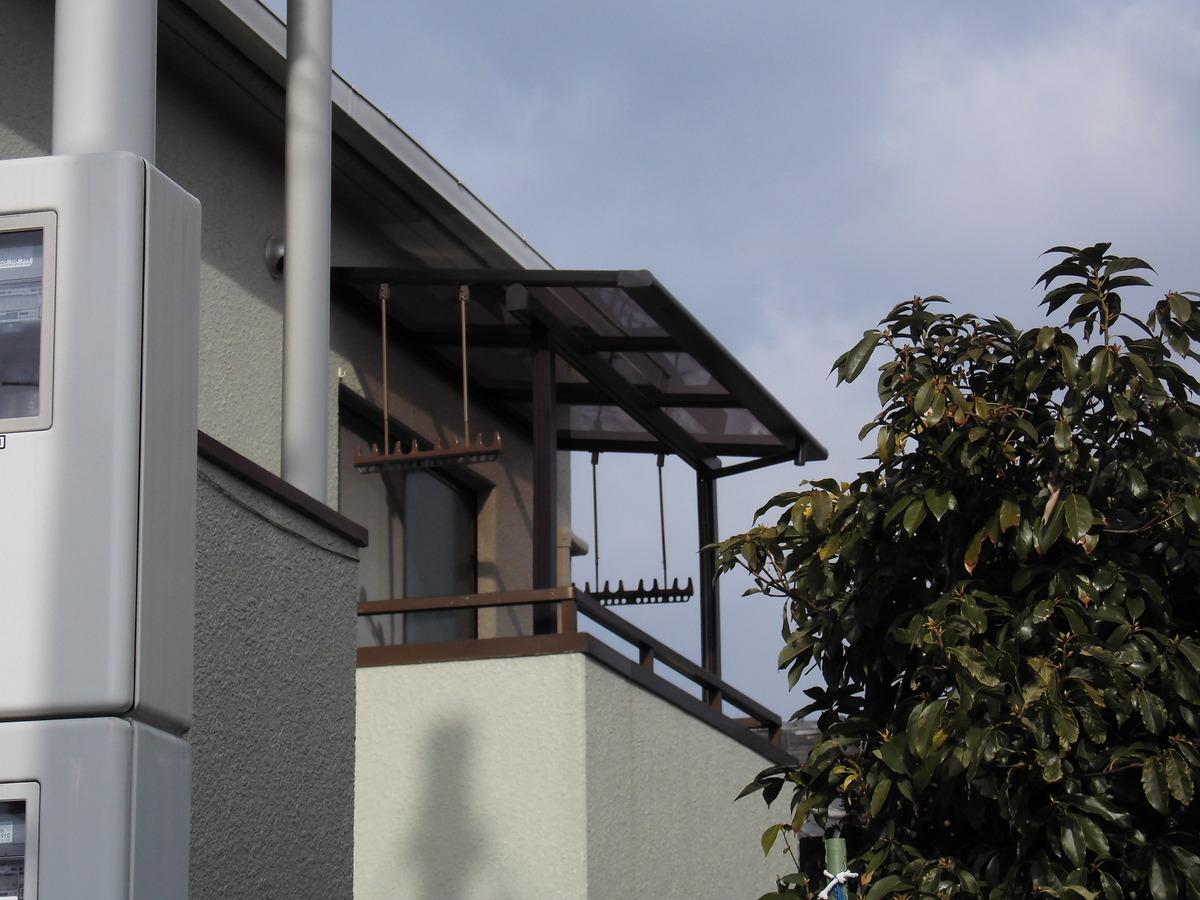 エクステリア 大阪府 岸和田市 テラス屋根 | ワイズ ...